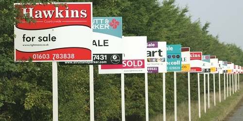 The Epic Property Sell-off: Part 1
