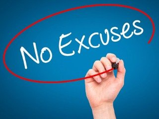 No Excuses, say RSW Team