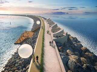 Could Swansea's Tidal Lagoon still be a Reality?